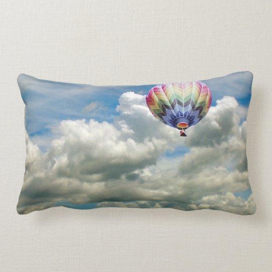 Kudde (lumbar) - luftballongen i moln