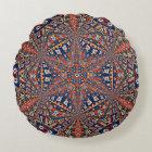 Kudder den armeniska designen borstad polyester rund kudde