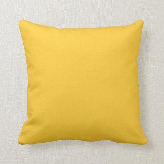 kudder gul senapsgultt ochore för heltäckande kudde