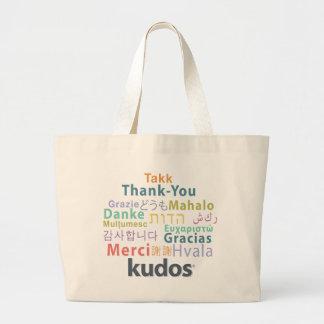Kudos® Tacka-dig Jumbo Tygkasse