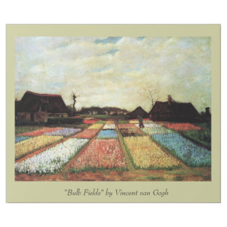 Kulafält av Vincent Van Gogh. Vintageblommigt Presentpapper