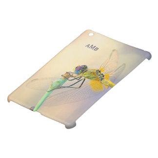 Kulör slända iPad mini skydd