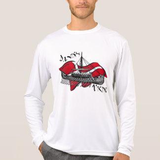 Kulturella gåvor för danskaViking frakt av Danmark T-shirts