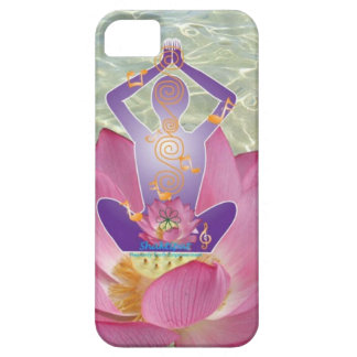 Kundalini resning iPhone 5 Case-Mate skydd