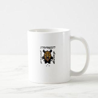 Kung av beaster kaffemugg