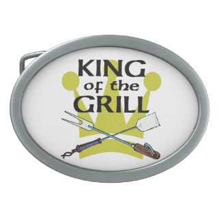 Kung av grilla