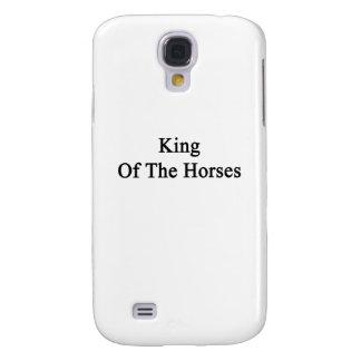 Kung av hästarna galaxy s4 fodral