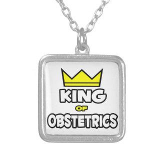 Kung av Obstetrics Hängsmycke