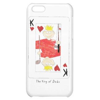 kung av papporkortet iPhone 5C mobil fodral