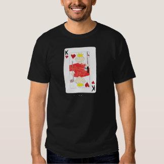 kung av papporkortet tröja