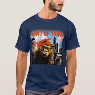 Kung av townen - gorilla t-shirts