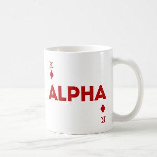 Kung för spelare för alfabetiskAllStar poker av Kaffemugg