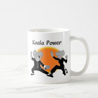 Kung fuKoalas Kaffemugg