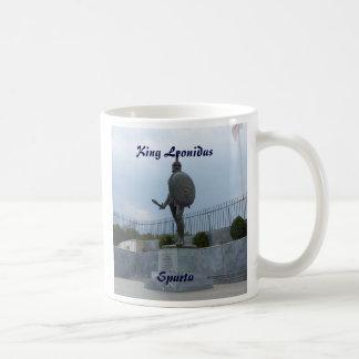 Kung Leonidas av Sparta Kaffemugg