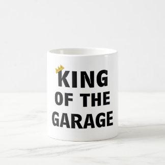 """""""Kung mugg av för garage"""""""