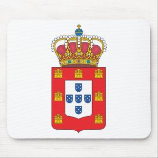 Kungarike av den Portugal vapenskölden (1830) Musmatta