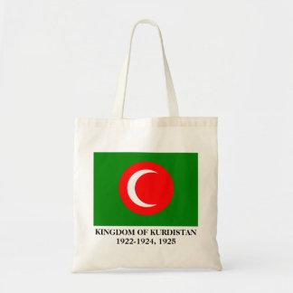 Kungarike av Kurdistanflagga (1922-1924, 1925) Tygkasse