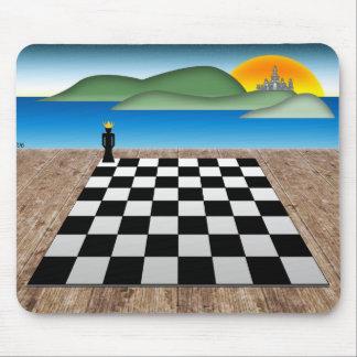 Kungarike av schacket musmatta