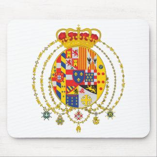 Kungarike av vapenskölden för två Sicilies Musmatta