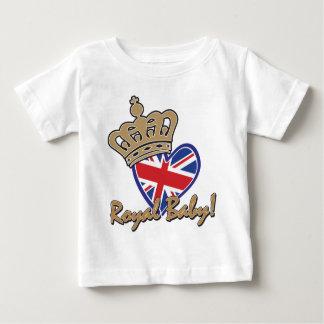 Kunglig baby t shirts