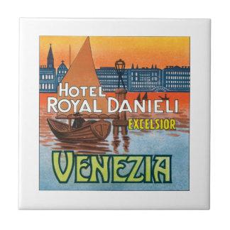 Kunglig Danieli för hotell Excelsior Venezia Kakelplatta