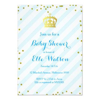 Kunglig inbjudan för Prince baby shower