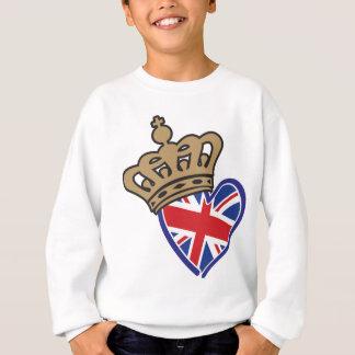Kunglig kärlek för UK Tee