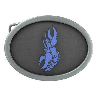 Kunglig krabba för blåttZodiaccancer