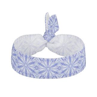 Kunglig och mitt- Fractal för blåttvinterSnowflake Hårband