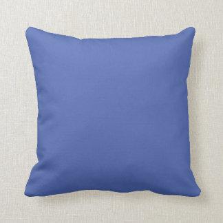 kungliga blått kudde