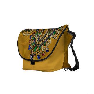Kungliga Boho Gems Kurir Väska
