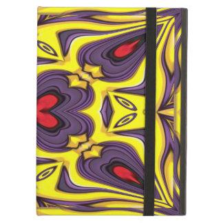 Kungliga färgrika iPadluftfodral iPad Air Skal