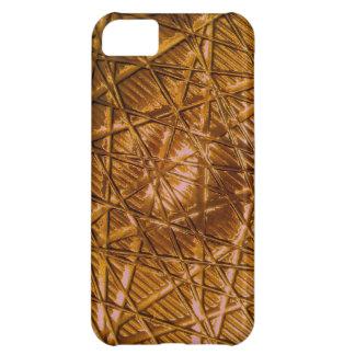 Kungliga Lookformgivare metalliska Abstra för iPhone 5C Fodral