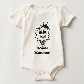 Kungligt monster body