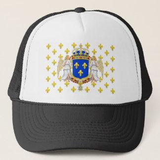 Kungligt standart av kungariket av frankriken, keps