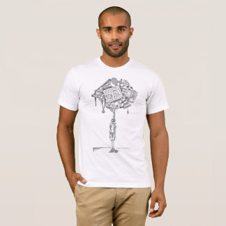 Kunskapsöverbelastning T-shirts