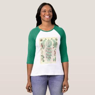 kunstf för vintageT-tröjaSiphonophorae ernst Tee Shirt