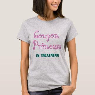 KupongPrincess I Utbildning BFF Tshirts