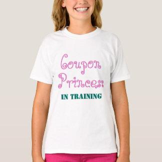 KupongPrincess i utbildningshjälpreda T Shirts