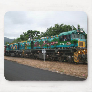 Kuranda järnväg musmatta
