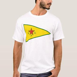 Kurdish frihetskämpar t-shirts