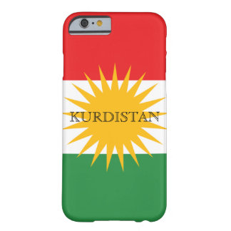 kurdistan barely there iPhone 6 fodral
