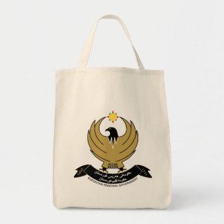 kurdistanemblem tygkasse