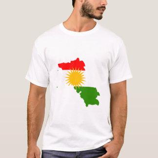 Kurdistanflaggakarta T Shirts