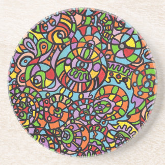 Kurvor och Spheres Underlägg