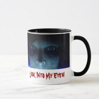 Kuslig ögakaffemugg mugg