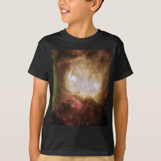 Kuslig spöke i den Carina nebulaen Tee Shirt