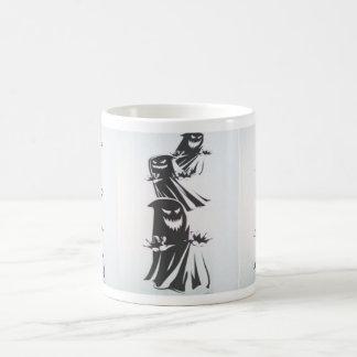 Kuslig spöke kaffemugg