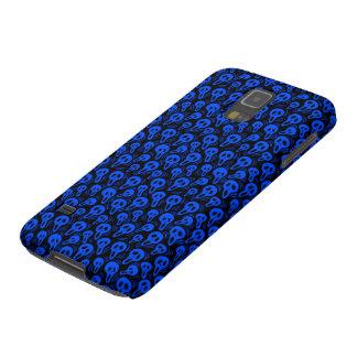 Kusliga blåttborttappadSouls Galaxy S5 Fodral