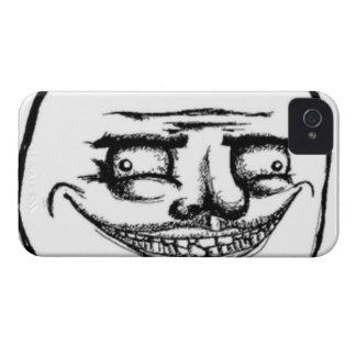 Kusligt mig Gusta ansikte Case-Mate iPhone 4 Skydd